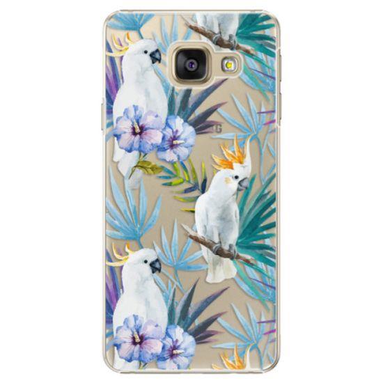 iSaprio Plastový kryt - Parrot Pattern 01 pro Samsung Galaxy A3 2016