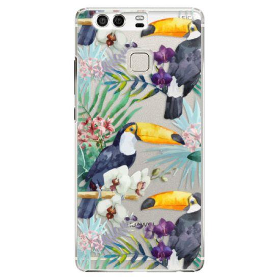iSaprio Plastový kryt - Tucan Pattern 01 pre Huawei P9