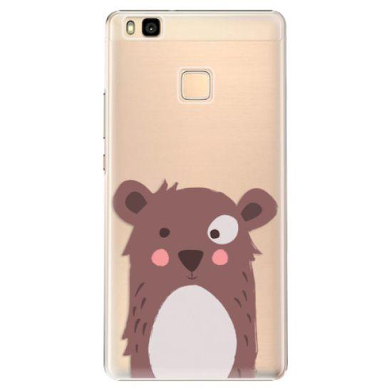 iSaprio Plastový kryt - Brown Bear pre Huawei P9 Lite