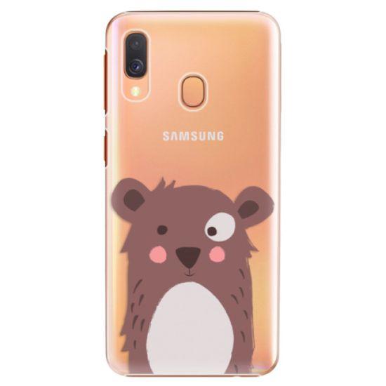 iSaprio Plastový kryt - Brown Bear pre Samsung Galaxy A40
