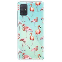 iSaprio Plastový kryt - Flami Pattern 01 pro Samsung Galaxy A71