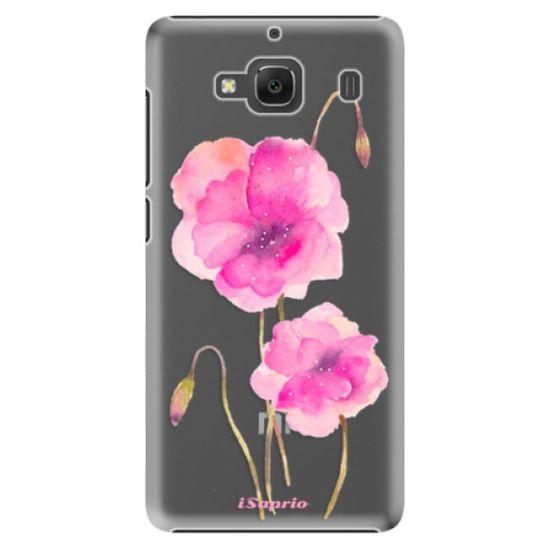 iSaprio Plastový kryt - Poppies 02 pre Xiaomi Redmi 2