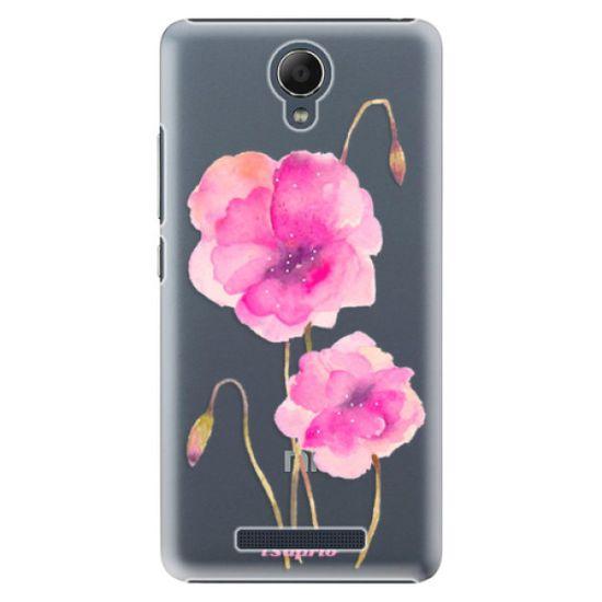 iSaprio Plastový kryt - Poppies 02 pro Xiaomi Redmi Note 2