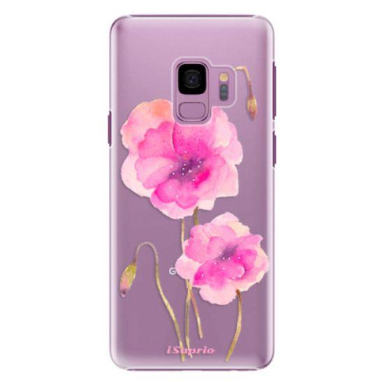 iSaprio Plastový kryt - Poppies 02 pre Samsung Galaxy S9