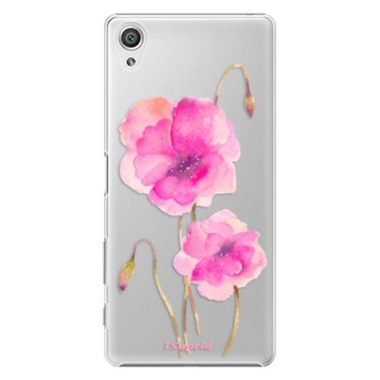 iSaprio Plastový kryt - Poppies 02 pre Sony Xperia X