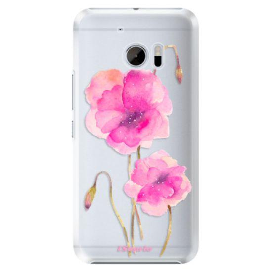 iSaprio Plastový kryt - Poppies 02 pre HTC 10