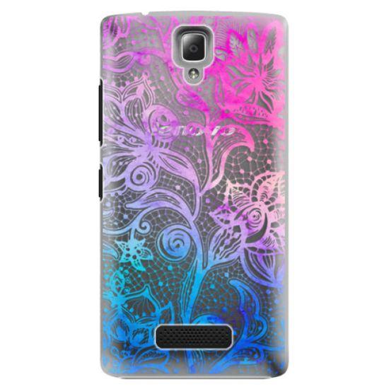 iSaprio Plastový kryt - Color Lace pre Lenovo A2010