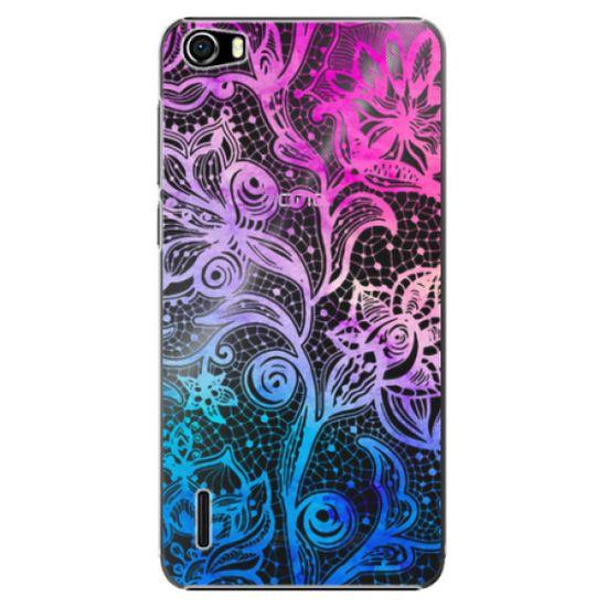 iSaprio Plastový kryt - Color Lace pre Honor 6