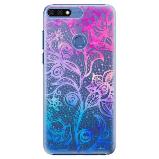 iSaprio Plastový kryt - Color Lace pro Honor 7C