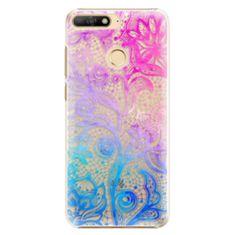 iSaprio Plastový kryt - Color Lace pro Huawei Y6 Prime 2018