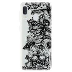 iSaprio Plastový kryt - Black Lace pro Samsung Galaxy A20e