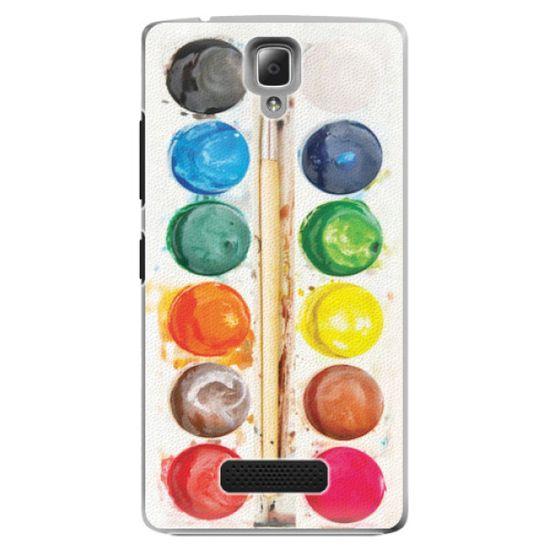 iSaprio Plastový kryt - Watercolors pre Lenovo A2010