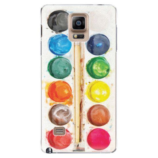 iSaprio Plastový kryt - Watercolors pre Samsung Galaxy Note 4
