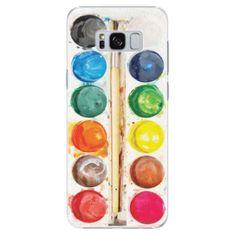 iSaprio Plastový kryt - Watercolors pre Samsung Galaxy S8