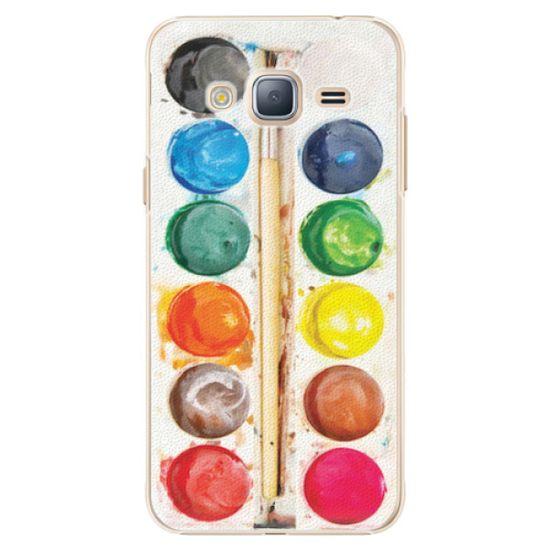 iSaprio Plastový kryt - Watercolors pro Samsung Galaxy J3 (2016)