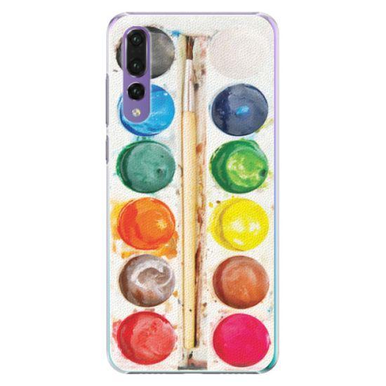 iSaprio Plastový kryt - Watercolors pre Huawei P20 Pro