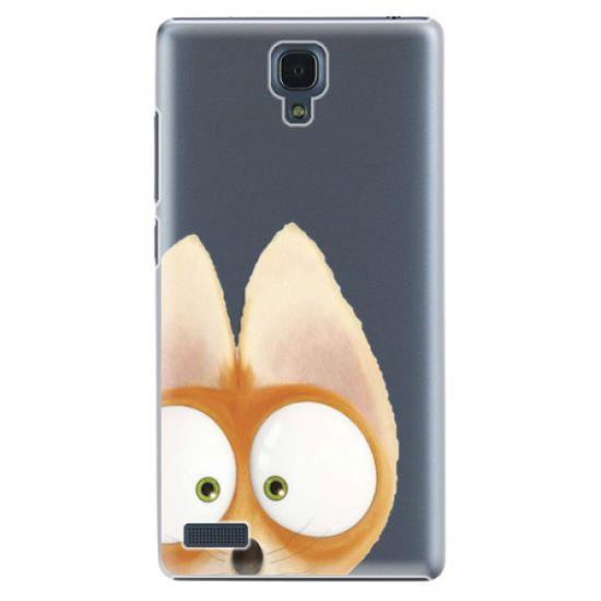 iSaprio Plastový kryt - Fox 02 pre Xiaomi Redmi Note