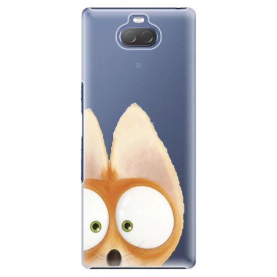 iSaprio Plastový kryt - Fox 02 pre Sony Xperia 10 Plus