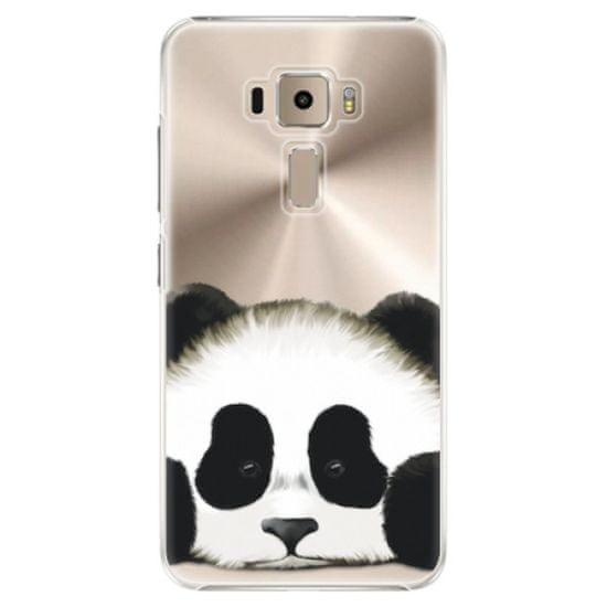 iSaprio Plastový kryt - Sad Panda pre Asus ZenFone 3 ZE520KL