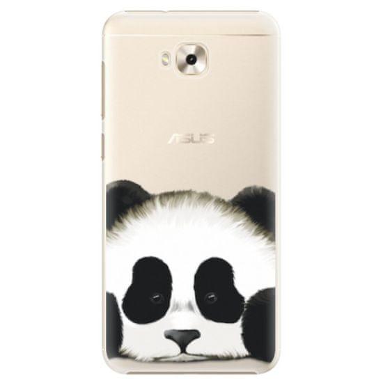 iSaprio Plastový kryt - Sad Panda pre Asus ZenFone Selfie