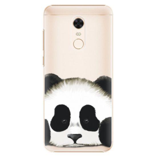 iSaprio Plastový kryt - Sad Panda pre Xiaomi Redmi 5 Plus