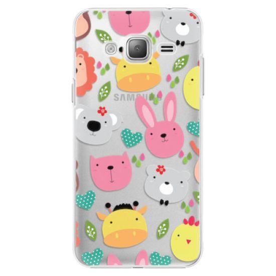 iSaprio Plastový kryt - Animals 01 pre Samsung Galaxy J3