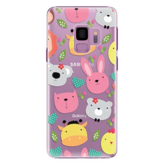 iSaprio Plastový kryt - Animals 01 pre Samsung Galaxy S9