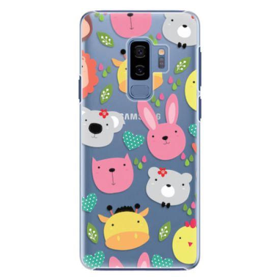 iSaprio Plastový kryt - Animals 01 pro Samsung Galaxy S9 Plus