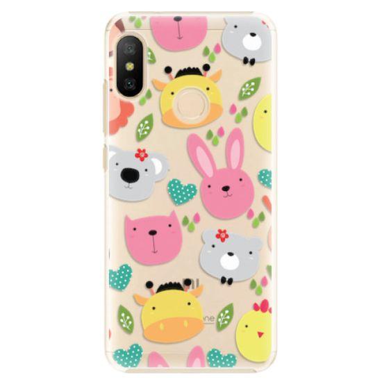 iSaprio Plastový kryt - Animals 01 pro Xiaomi Mi A2 Lite