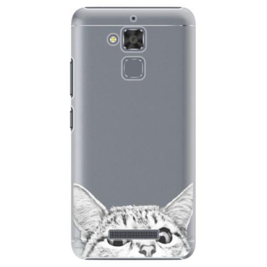 iSaprio Plastový kryt - Cat 02 pro Asus ZenFone 3 Max (ZC520TL)
