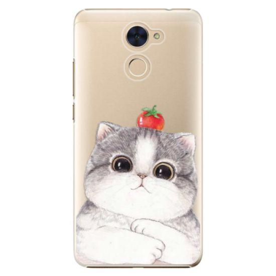 iSaprio Plastový kryt - Cat 03 pre Huawei Y7