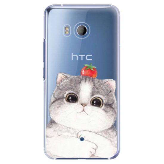 iSaprio Plastový kryt - Cat 03 pre HTC U11