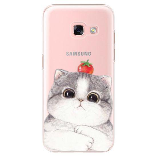 iSaprio Plastový kryt - Cat 03 pre Samsung Galaxy A3 (2017)