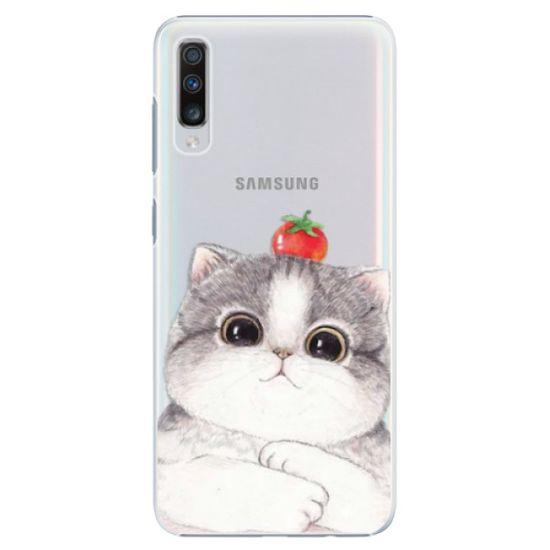 iSaprio Plastový kryt - Cat 03 pre Samsung Galaxy A70