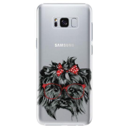 iSaprio Plastový kryt - Dog 03 pro Samsung Galaxy S8