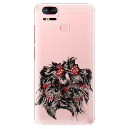 iSaprio Plastový kryt - Dog 03 pro Asus Zenfone 3 Zoom ZE553KL