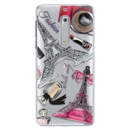 iSaprio Plastový kryt - Fashion pattern 02 pro Nokia 5