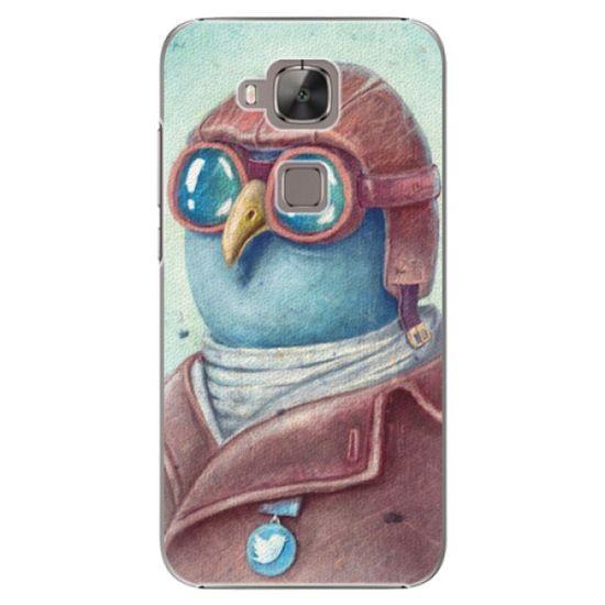 iSaprio Plastový kryt - Pilot twitter pre Huawei G8