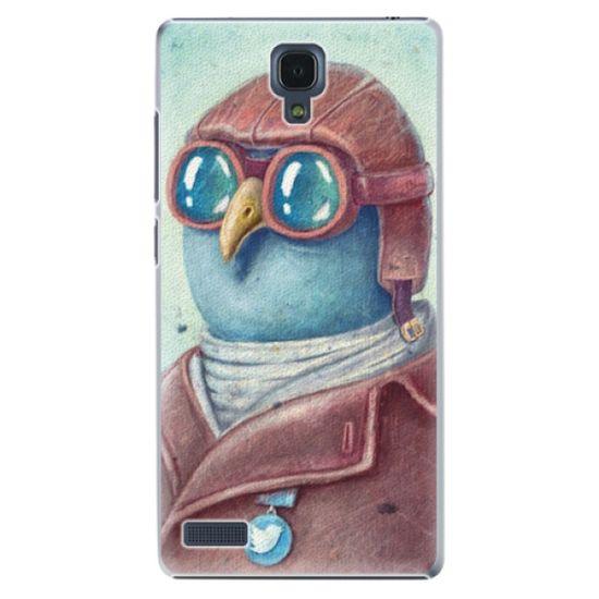 iSaprio Plastový kryt - Pilot twitter pro Xiaomi Redmi Note