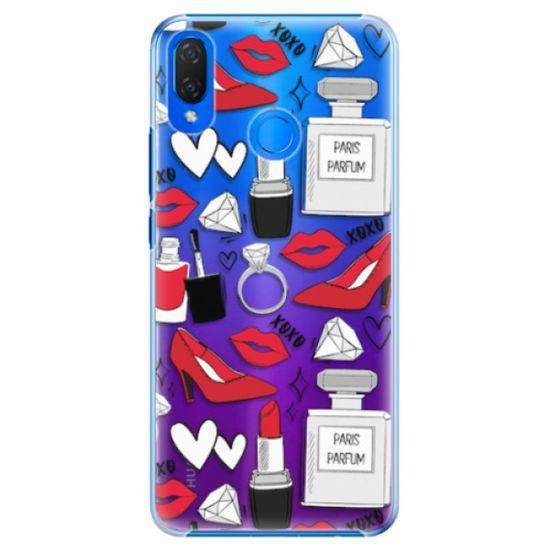 iSaprio Plastový kryt - Fashion pattern 03 pre Huawei Nova 3i