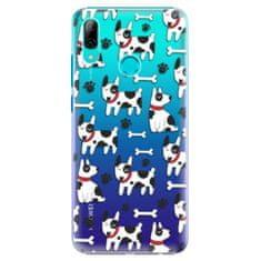 iSaprio Plastový kryt - Dog 02 pre Huawei P Smart 2019