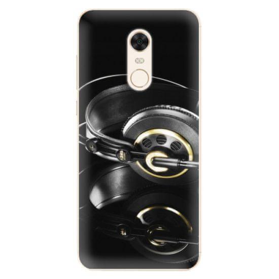 iSaprio Silikónové puzdro - Headphones 02 pre Xiaomi Redmi 5 Plus