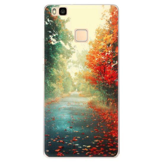 iSaprio Silikonové pouzdro - Autumn 03 pro Huawei P9 Lite