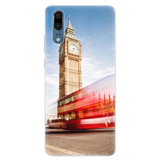 iSaprio Silikónové puzdro - London 01 pre Huawei P20