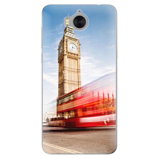 iSaprio Silikónové puzdro - London 01 pre Huawei Y5 2017/Huawei Y6 2017