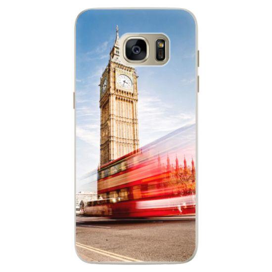 iSaprio Silikónové puzdro - London 01 pre Samsung Galaxy S7
