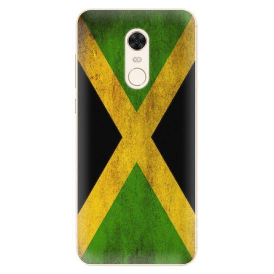 iSaprio Silikónové puzdro - Flag of Jamaica pre Xiaomi Redmi 5 Plus