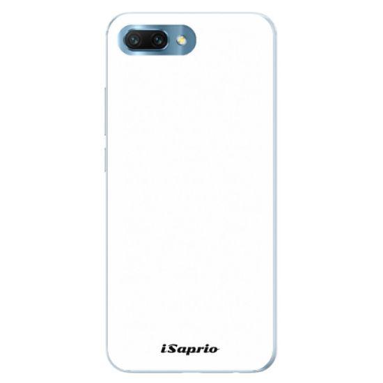 iSaprio Silikónové puzdro - 4Pure - white pre Honor 10