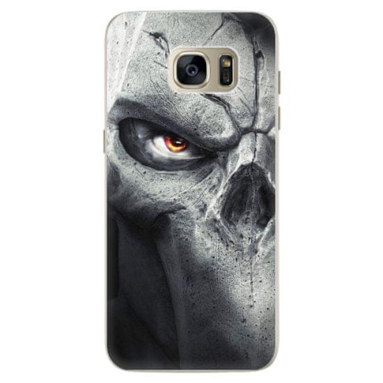 iSaprio Silikónové puzdro - Horror pre Samsung Galaxy S7 Edge