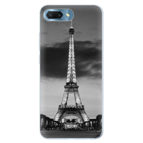 iSaprio Silikónové puzdro - Midnight in Paris pre Honor 10